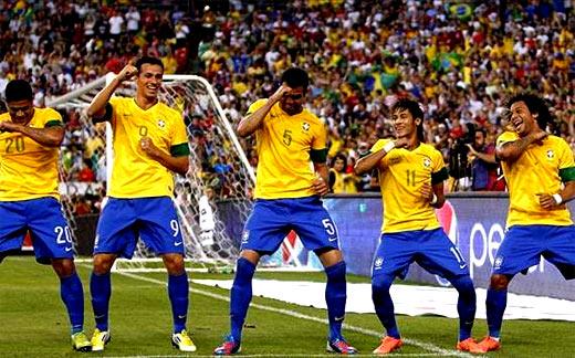 Brasil alineacion