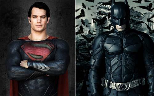 Superman y Batman estarán juntos en nueva película