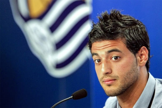Carlos Vela regresaria