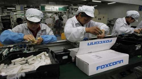 Foxconn noticias