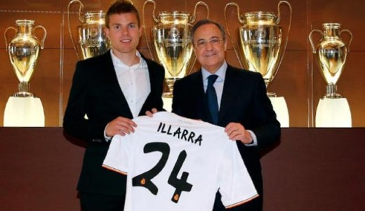 Asier Illarramendi ficha por el Real Madrid