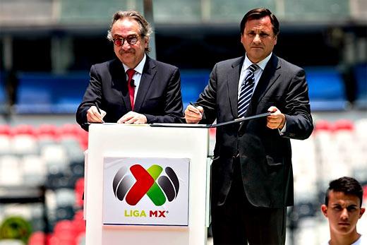 Liga Bancomer MX nuevo nombre