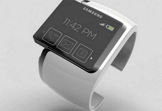 Samsung Smartwatch sera presentado