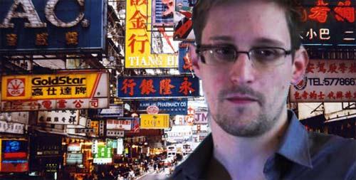 Noticias de Edward Snowden