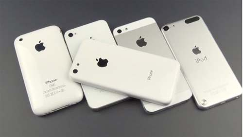 Smartphones de Apple