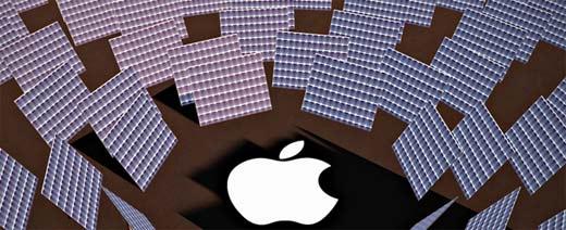 Apple tiene un plan verde para su empresa y para la carga de dispositivos mediante energía solar
