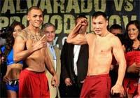 Mike Alvarado y Ruslan Provodnikov, una pelea esperada