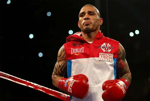 Miguel Cotto chaleco