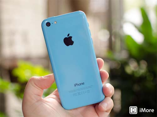 iPhone 5C plastico