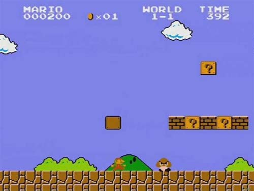 Mario Bros Gameplay