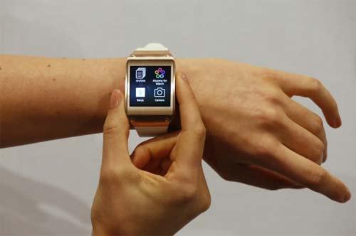 Samsung Galaxy Gear reloj