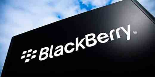 Anuncian cambios en cúpula de BlackBerry
