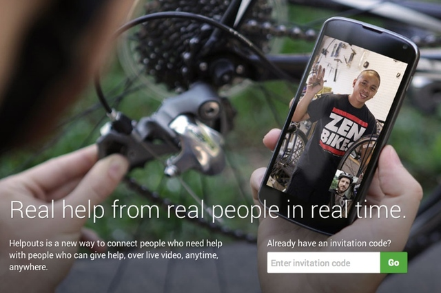 Helpouts de Google permite videoconferencias con expertos