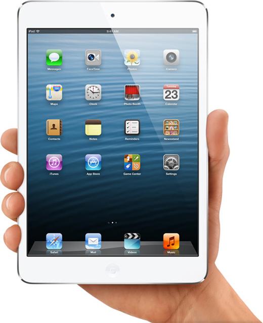 Ventas de iPad Mini
