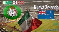 México enfrenta a Nueva Zelanda en el juego de vuelta del repechaje