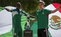 México vs Nigeria, gran final del torneo Sub 17