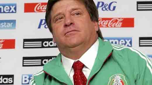 Miguel Herrera es confirmado como DT de México