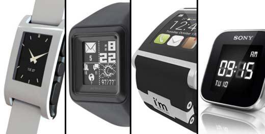 Smartwatches no se venderán mucho por ahora