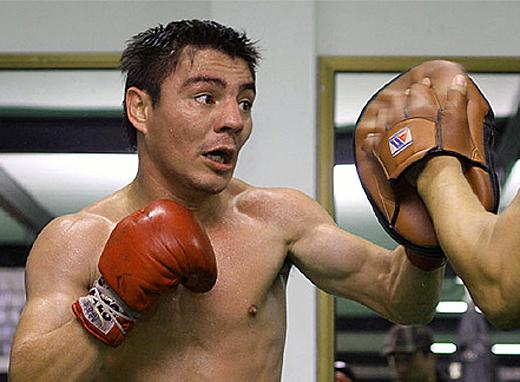 Próxima pelea de box del Travieso Arce