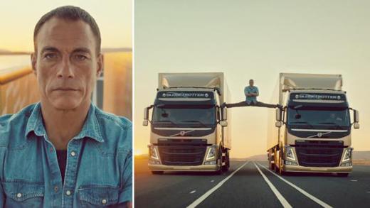 Video de Volvo con Van Damme es todo un éxito en Internet