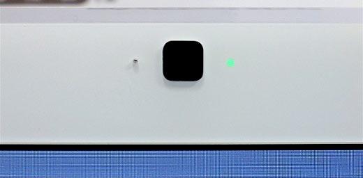 cámara de macbook fácil de hackear