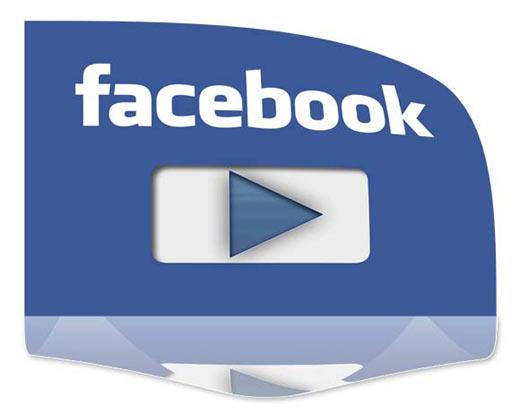 Facebook ofrece videos para publicidad