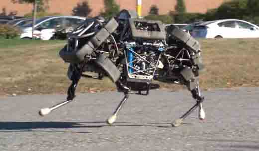 Boston Dynamics es comprada por Google