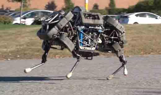 Boston Dynamics es comprada por Google