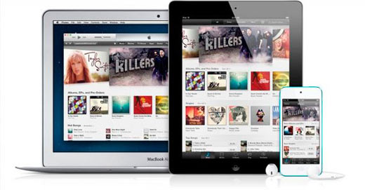 Apps descargas itunes 2013