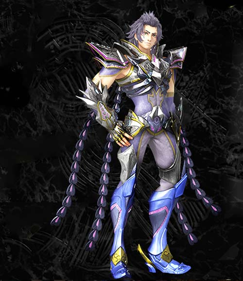 Saint Seiya Personajes