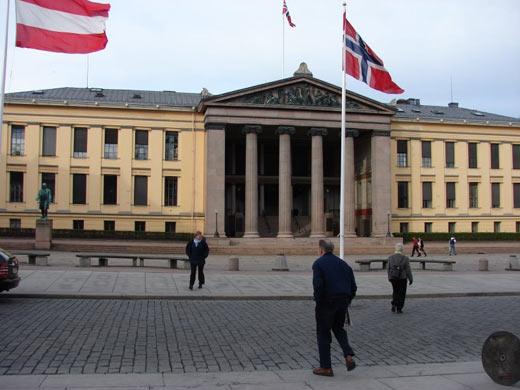 Colegiatura en Noruega