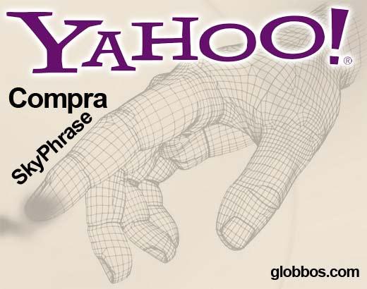 Yahoo adquiere skyphrase y sigue su marcha