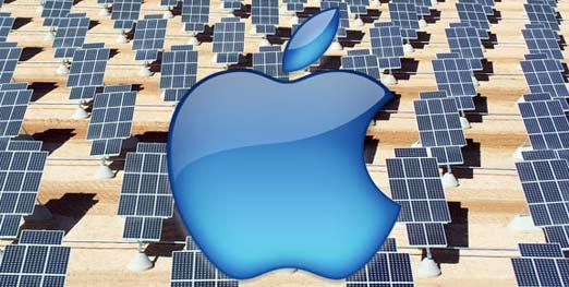 Apple trabaja con energía solar y quiere cargar el iPhone 6