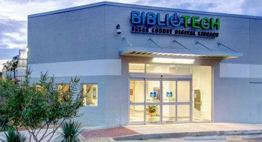 Bexar BiblioTech, la primera biblioteca sin libros