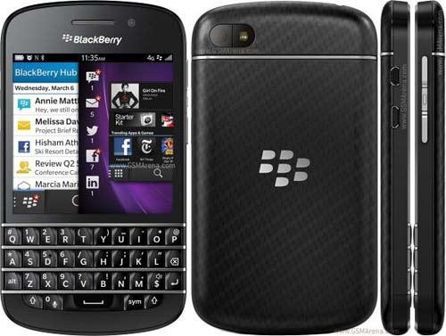 BlackBerry Lanzamientos