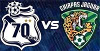 Chiapas contra Puebla, juego de la jornada 4