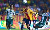Monarcas Morelia vs León en vivo y en directo dede El Estadios de Morelia