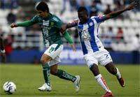León contra Pachuca, juego interesante del sábado