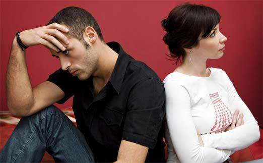 Como resolver problemas de pareja con calma y relajación