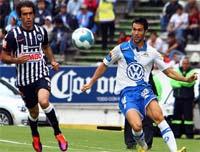 Puebla vs Rayados de Monterrey, juego difícil para Puebla