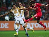 Toluca vence a Pumas 2 a 0 en la Jornada 3