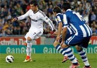 Real Madrid contra Espanyol, duro encuentro entre dos campeones