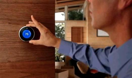 Termostato de Nest Labs, producto inteligente