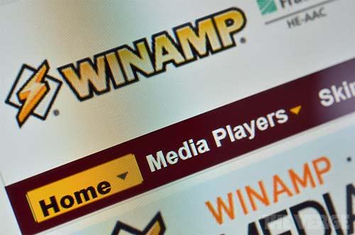 Winamp Reproductor