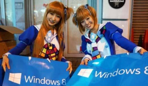 Windows 8 aumenta cuota de mercado y tiene el 10 por ciento