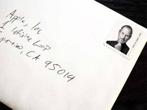 Steve Jobs Postal