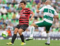Atlas se enfrenta a Santos en la Jornada 9