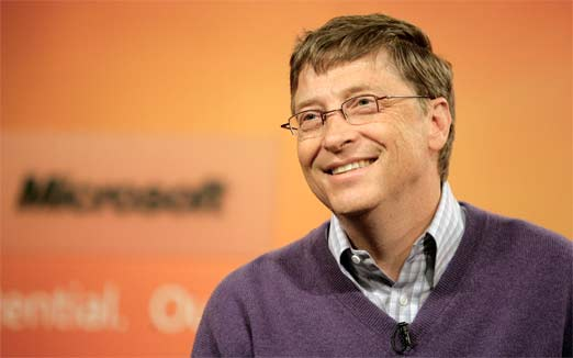 Bill Gates de vuelta a Microsoft y sin poder instalar Windows 8.1