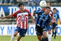 Chivas contra Querétaro, juego del Torneo de Clausura 2014