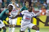 León contra Monterrey, juego de la Jornada 7